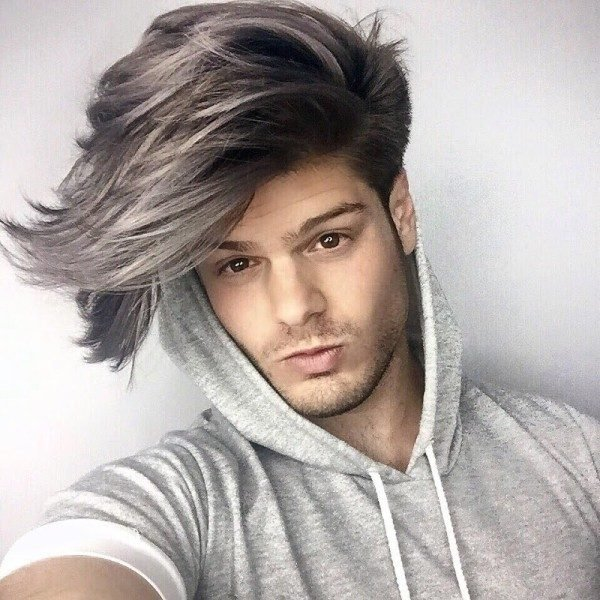 The Best 50 Hottest Hair Color Ideas For Men In 2018 – Pouted Magazine Pictures