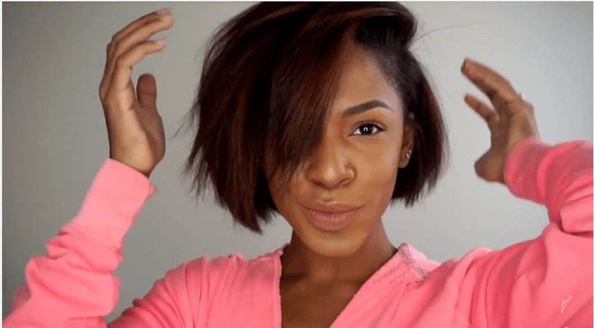 The Best How To Wash Bl*W Out Straighten Natural Hair For Best Pictures