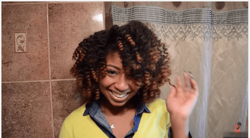 The Best How To Create Bouncy Shirley Temple Curls On Natural Hair Pictures