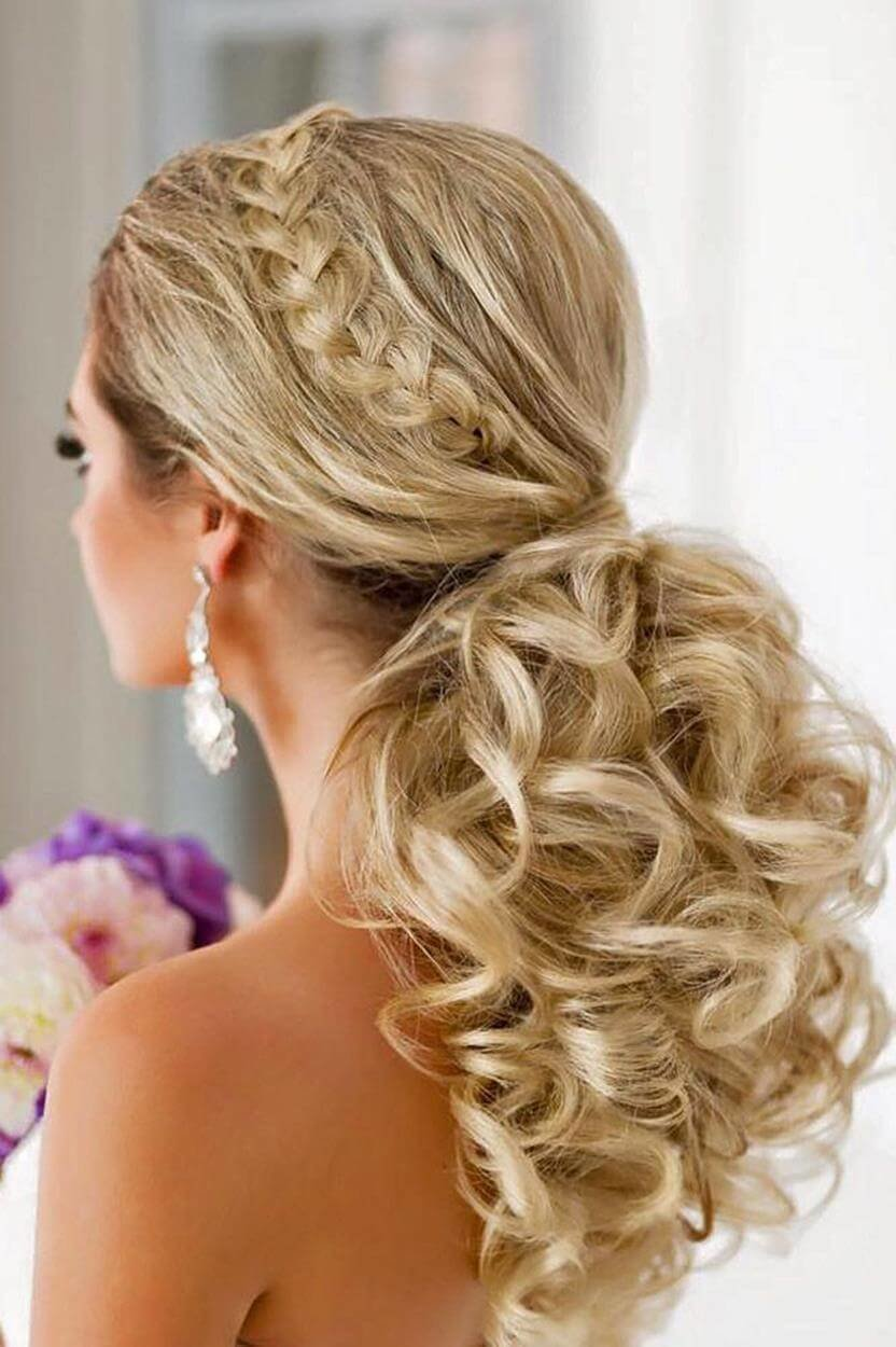 The Best 31 Drop Dead Wedding Hairstyles For All Brides Pictures
