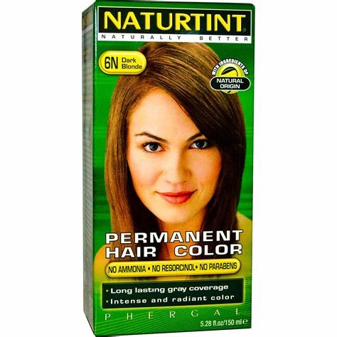 The Best Naturtint Permanent Hair Color 6N Dark Blonde 5 28 Fl Pictures
