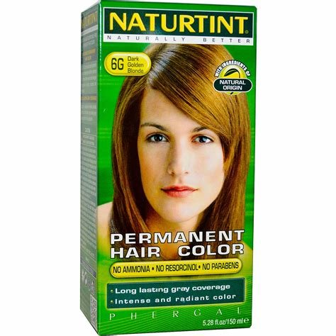The Best Naturtint Permanent Hair Color 6G Dark Golden Blonde 5 Pictures