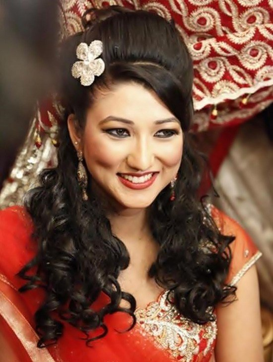 The Best Best Trendy New Indian Hairstyles For Women 2015 Pictures
