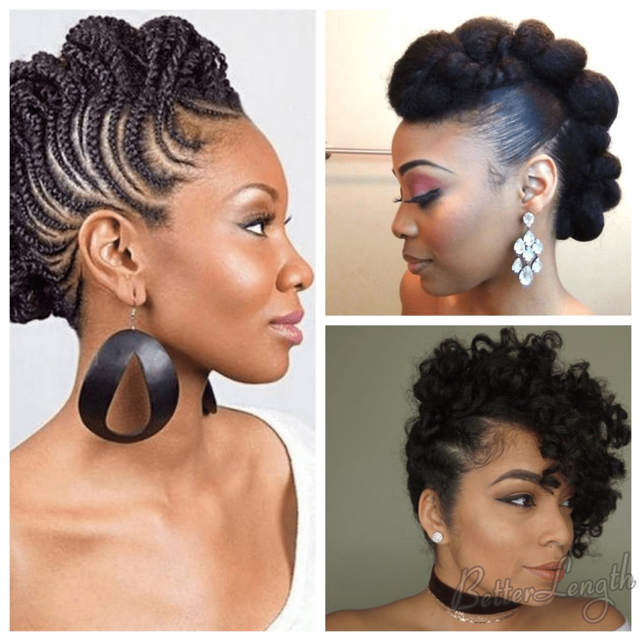 The Best 7 Best Protective Hairstyles That Actually Protect Natural Pictures