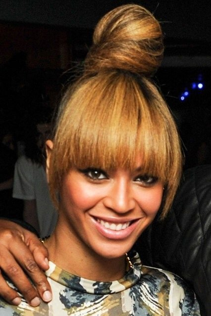 The Best Mane Looks To Love 12 Of Beyonce S Best Hairstyles Pictures