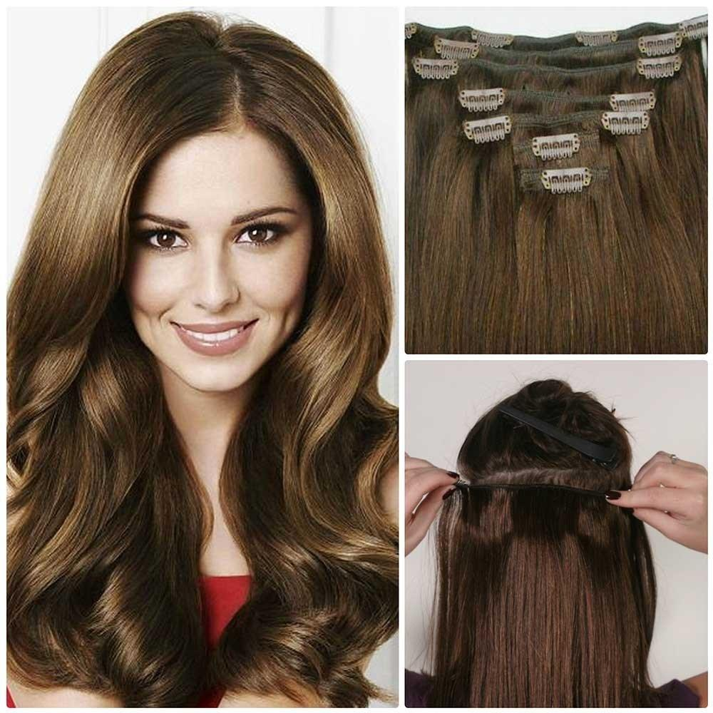 The Best Nadula Cheap Real Remy Human Hair Extensions Clip In Full Pictures