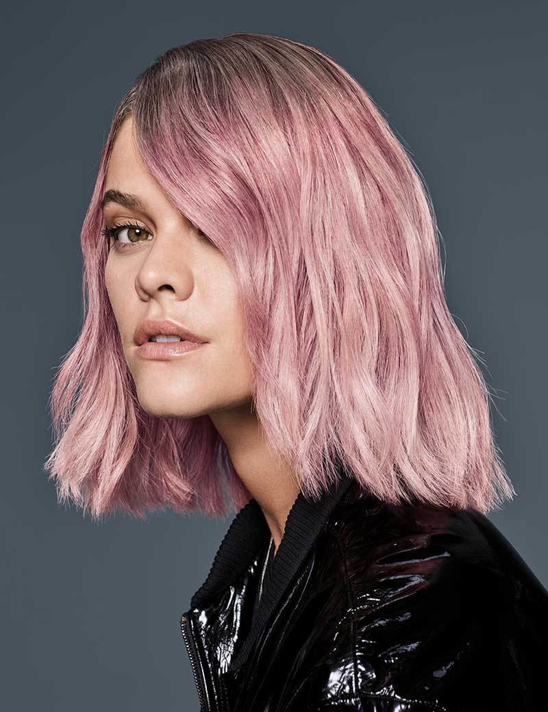 The Best Pastel Pink Haircolor Redken Pictures