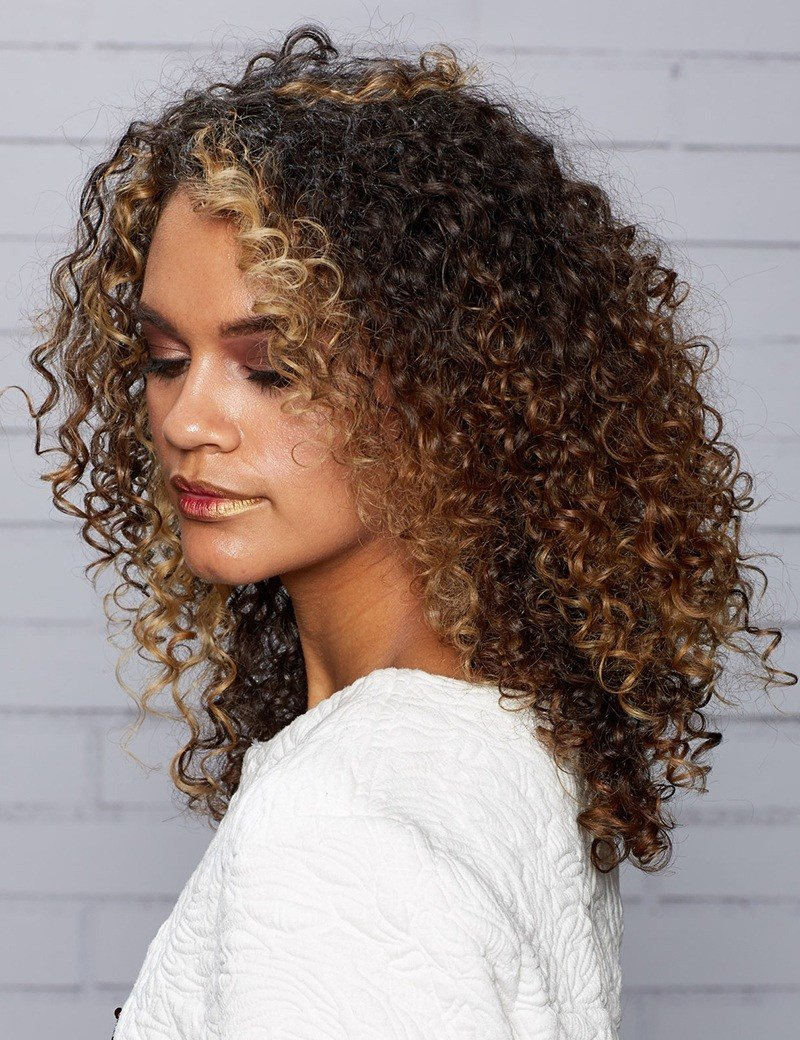 The Best Curly Hair Styles For Long And Short Hair Redken Pictures