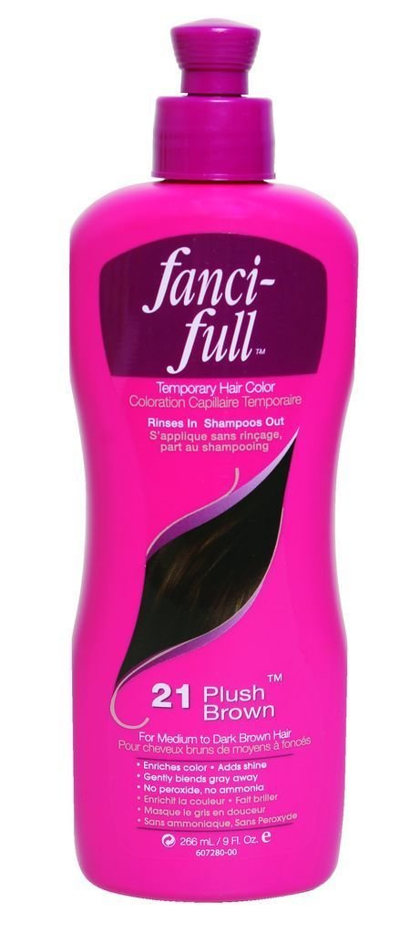 The Best Buy Fanci Full Temporary Hair Color 21 Plush Brown 325 Pictures