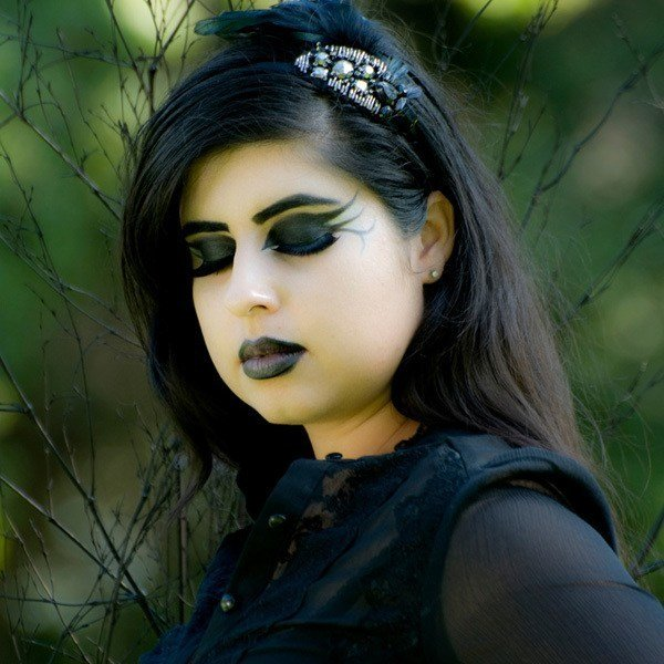 The Best Gothic Hairstyles 20 Best Hairstyles For Gothic Look For Girls Pictures