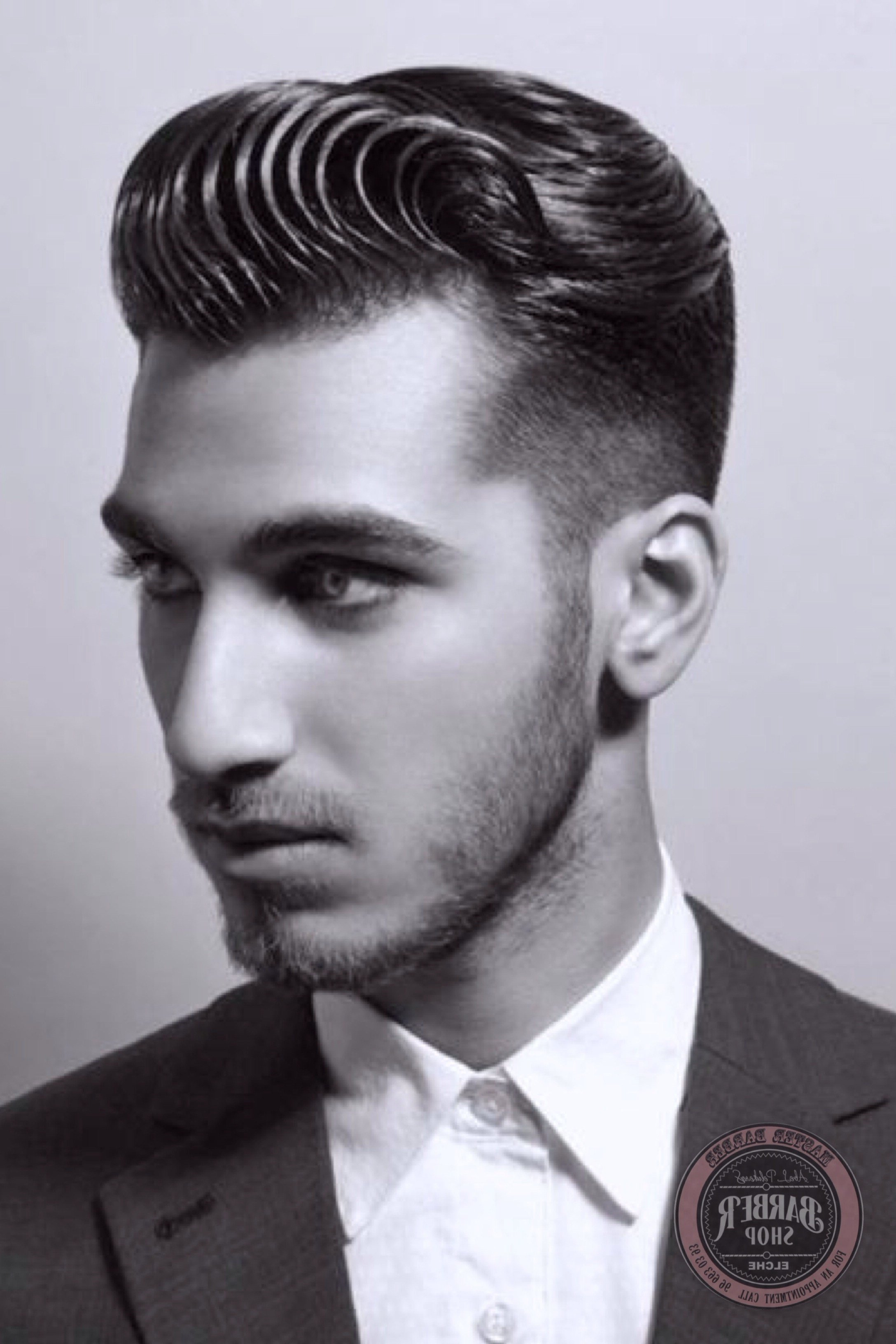 The Best Undercut With Shaggy Quiff Hairstyle Fade Haircut Pictures