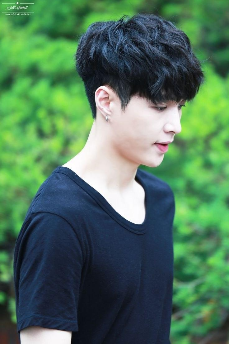 The Best Perfect Top Style Korean Hairstyle Fade Haircut Pictures