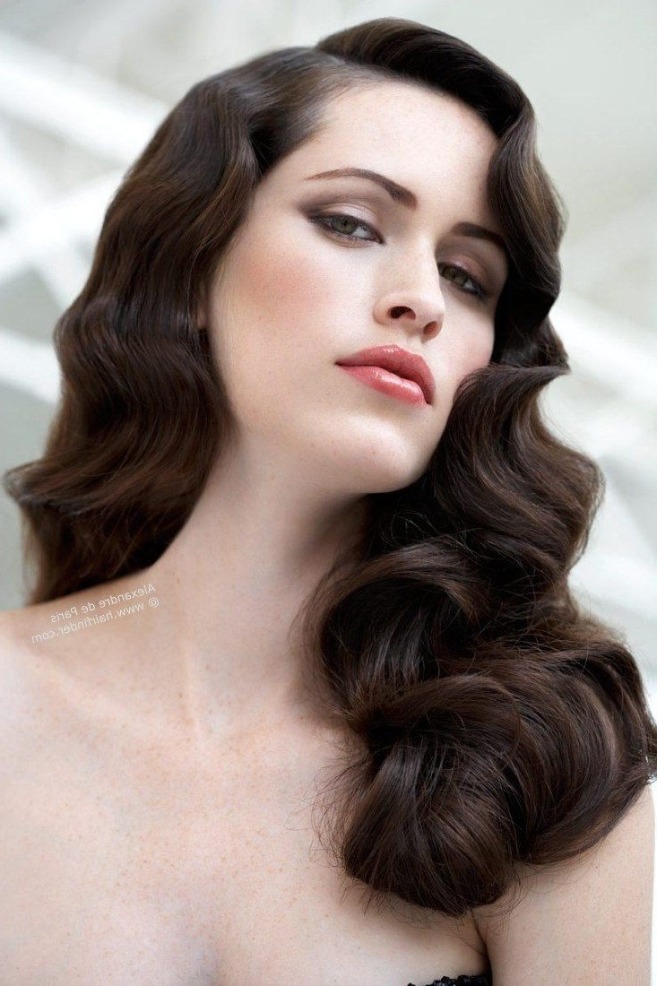 The Best 40S Hairstyles For Long Hair Fade Haircut Pictures