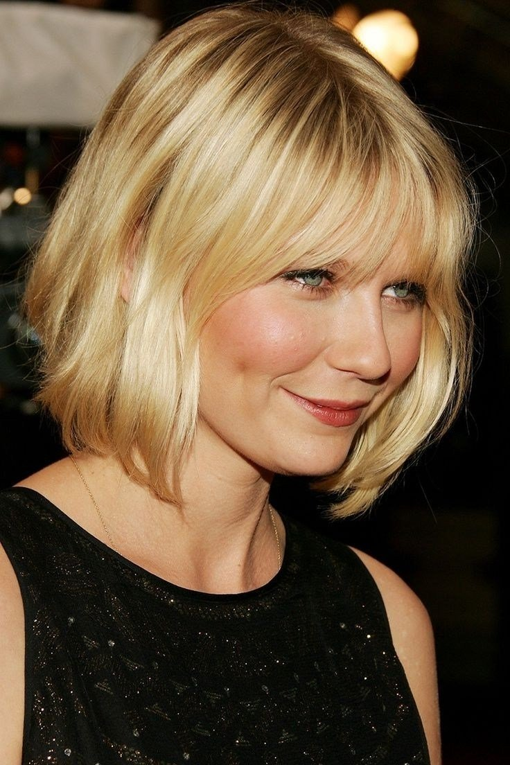 The Best Short Bob Hairstyles Bangs Fade Haircut Pictures