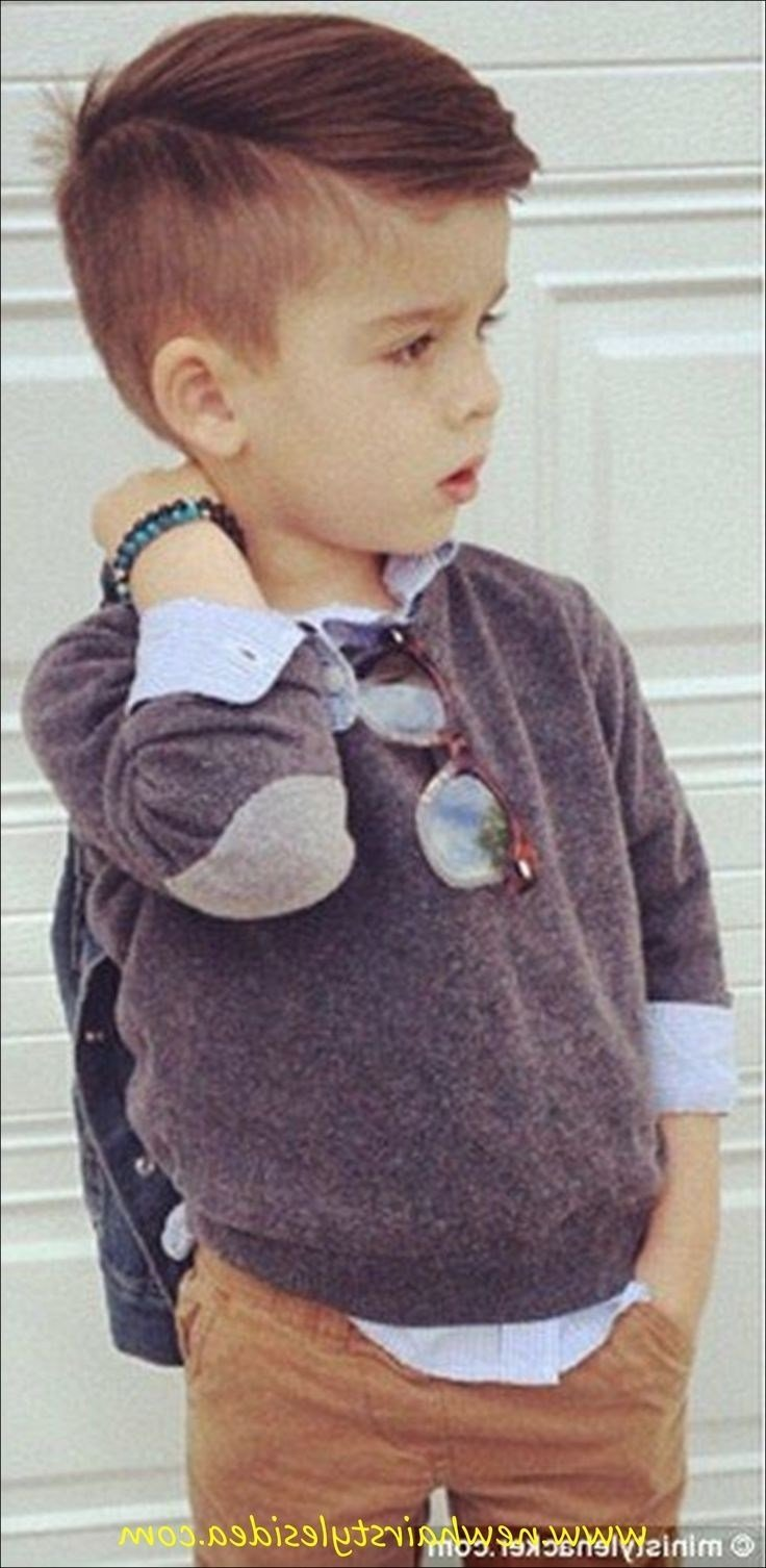 The Best 2 Year Old Boy Hairstyles Fade Haircut Pictures
