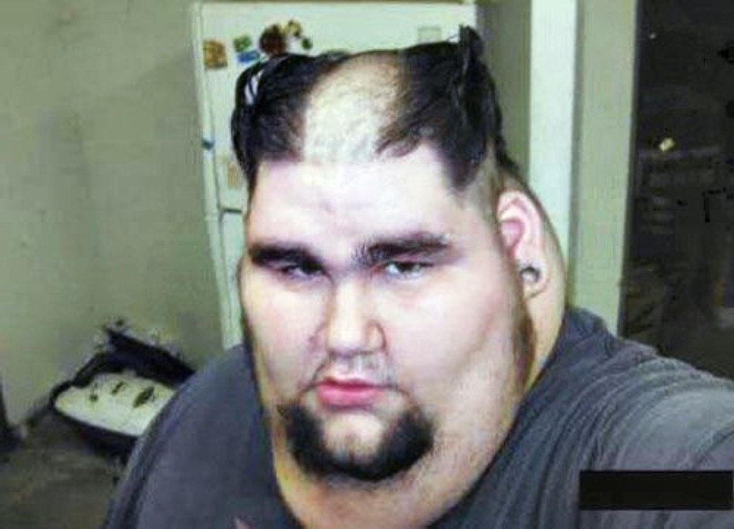 The Best Good Hairstyles For Fat Men Fade Haircut Pictures