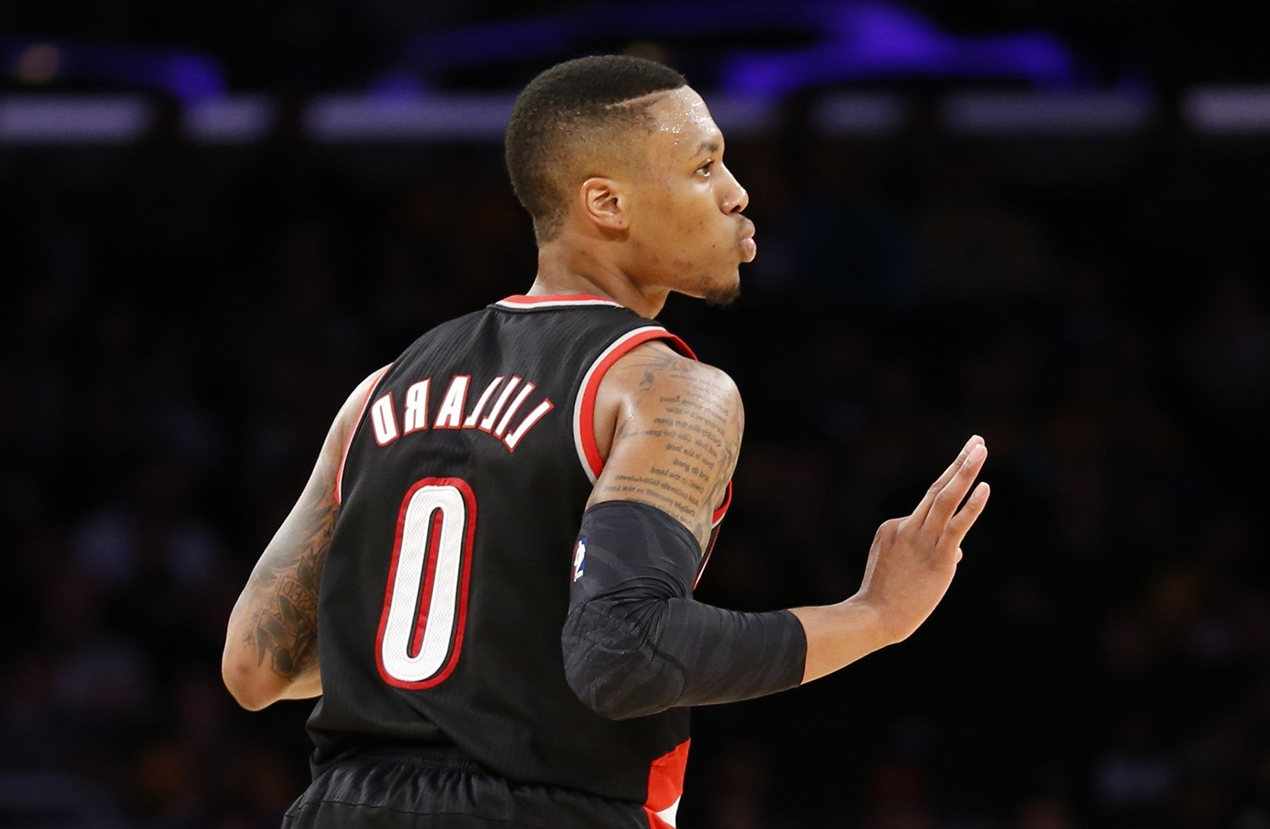 The Best Damian Lillard Haircut Mohawk Haircuts Models Ideas Pictures