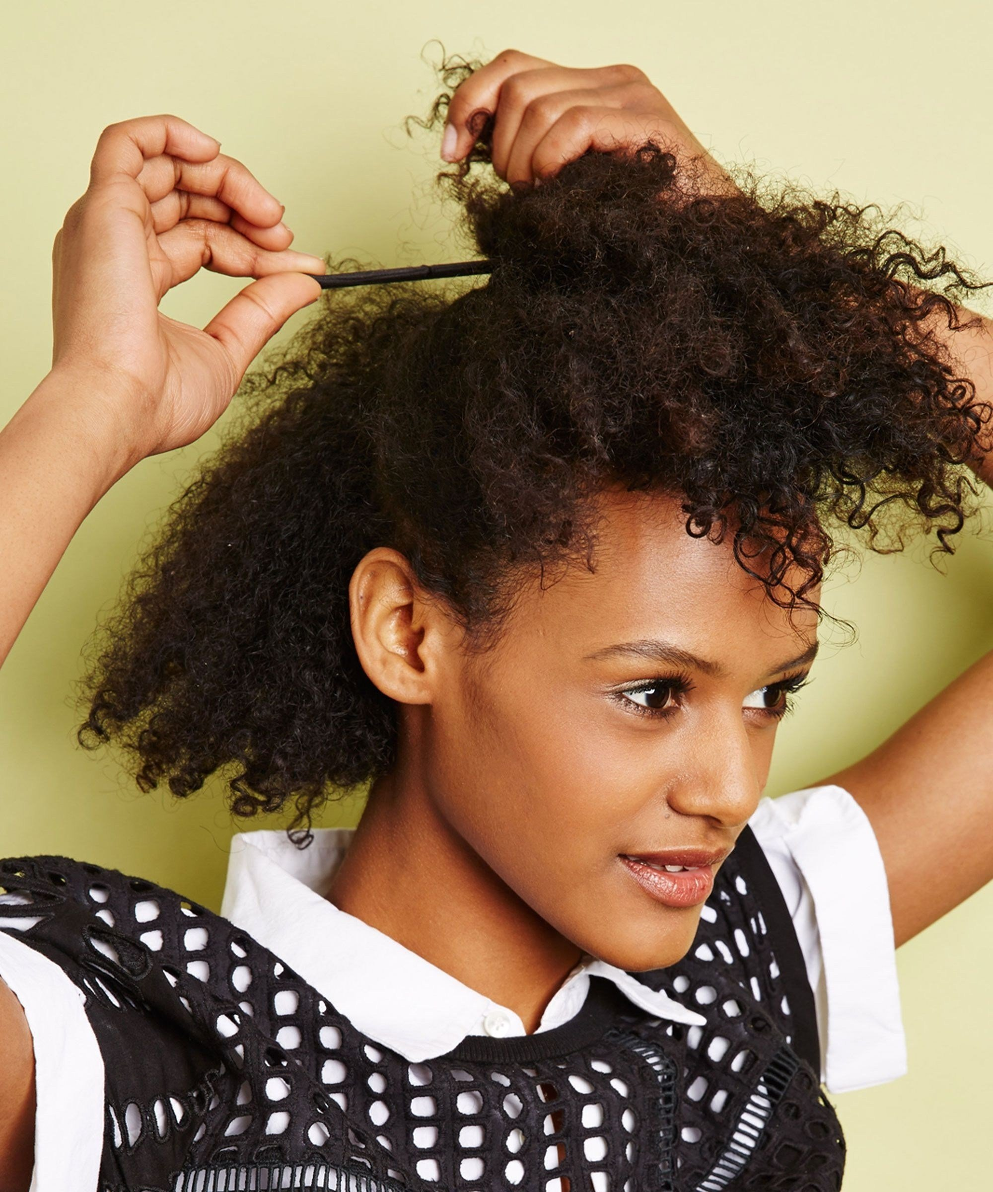 The Best Transitioning To Natural Hair Styles Spefashion Pictures