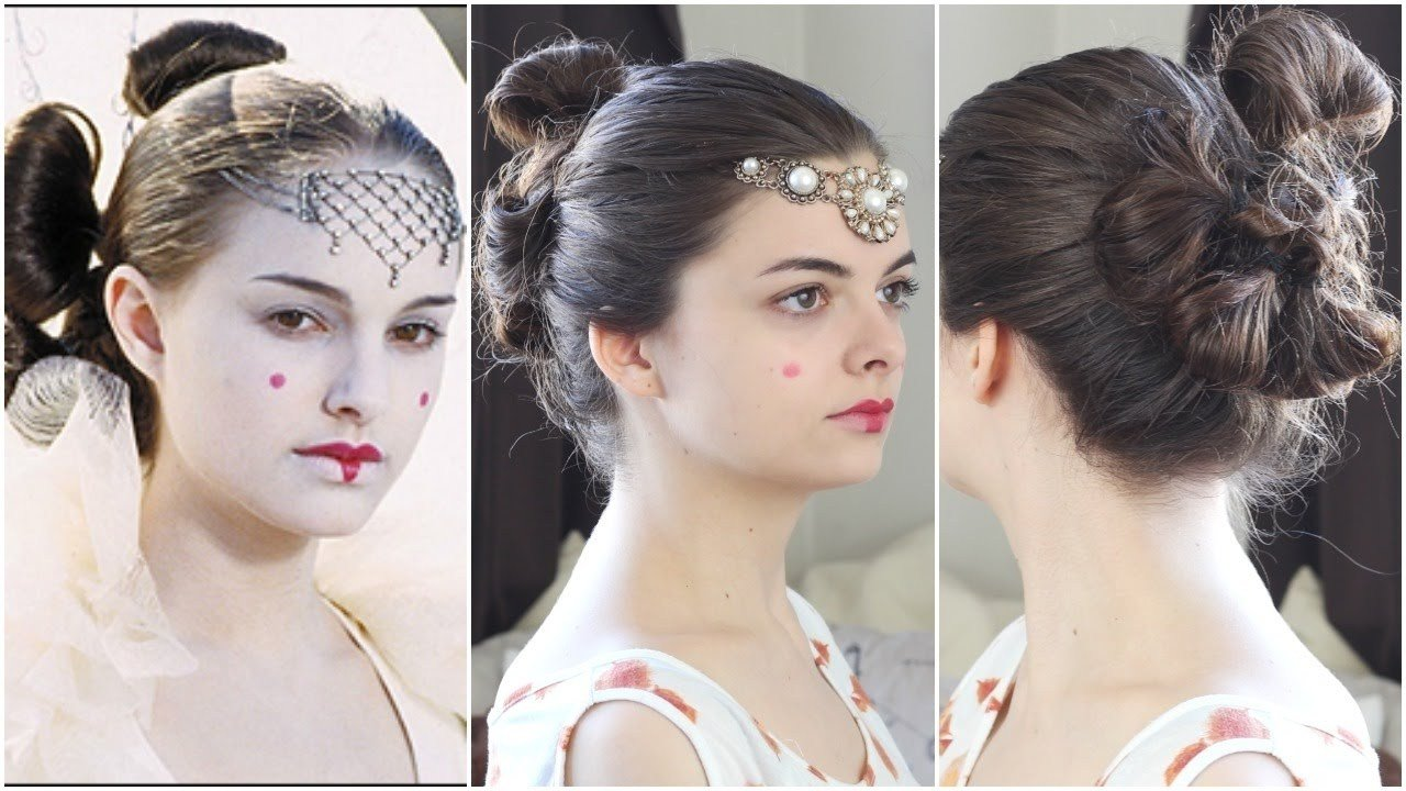 The Best Padme Amidala Hairstyles Fade Haircut Pictures