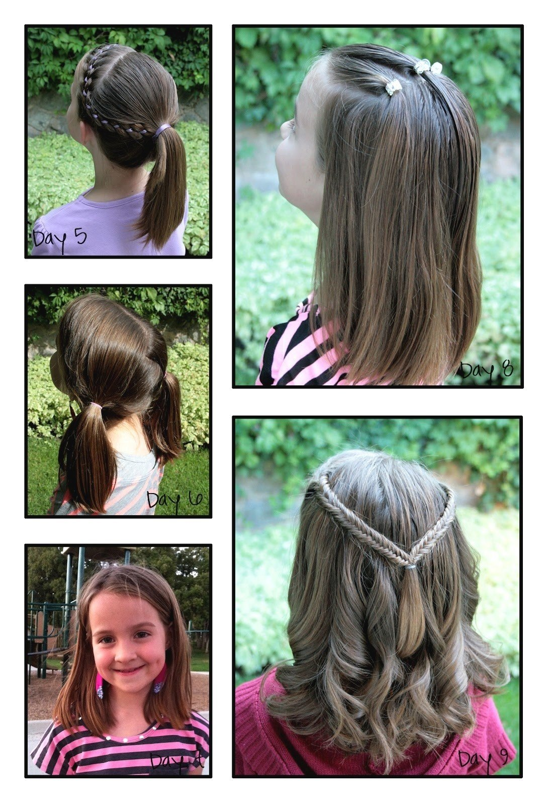 The Best 7 Year Old Hairstyles Hairstyles By Unixcode Pictures
