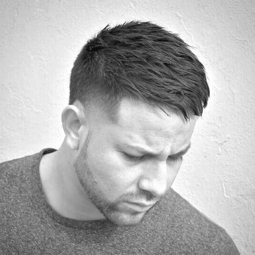 The Best Super Short Hairstyles Men Fade Haircut Pictures