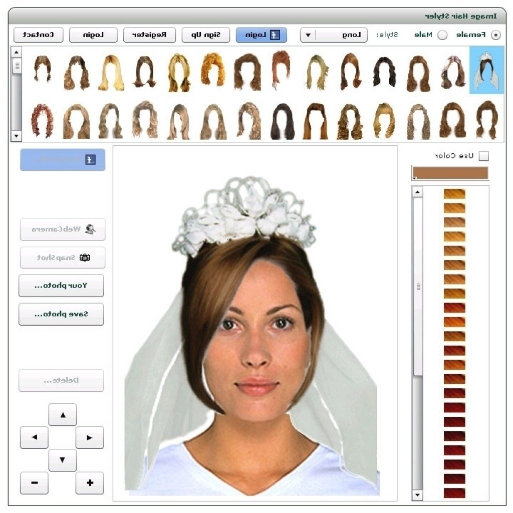 The Best Hairstyle Editor Online Free Hairstyles By Unixcode Pictures