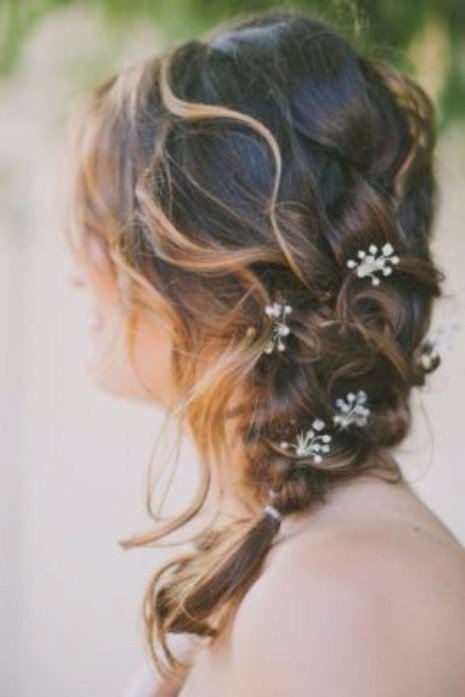 The Best 30 Elegant Outdoor Wedding Hairstyles Hairstyles Pictures