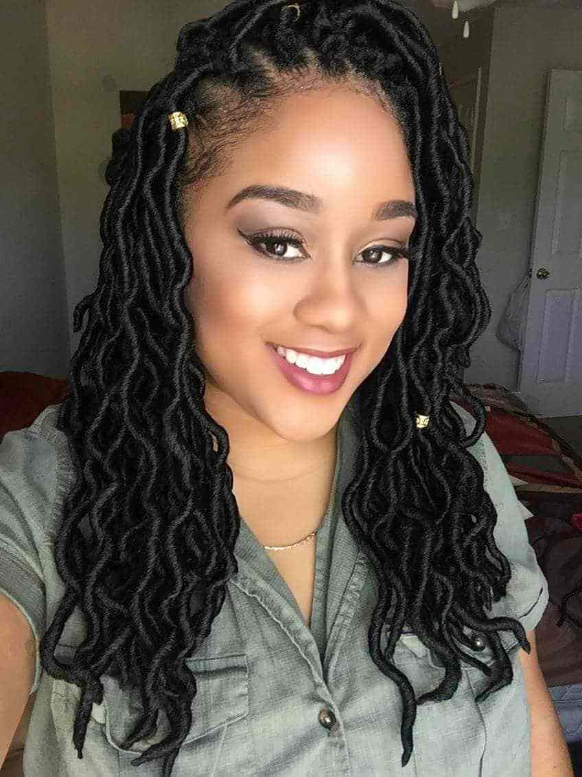 The Best 71 Sexiest Micro Braids Hairstyles For 2019 – Hairstylecamp Pictures