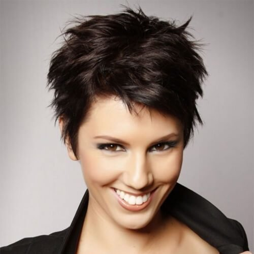 The Best 55 Alluring Ways To Sport Short Haircuts If You Have Thick Pictures