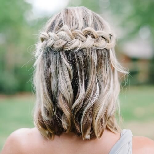 The Best 50 Prom Hairstyles For Short Hair Hair Motive Pictures