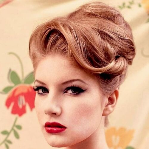 The Best 50 Vintage Hairstyles For Women Hair Motive Hair Motive Pictures