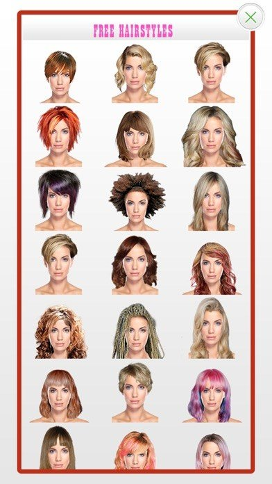 The Best Hairstyles For Your Face Shape App Download Android Apk Pictures