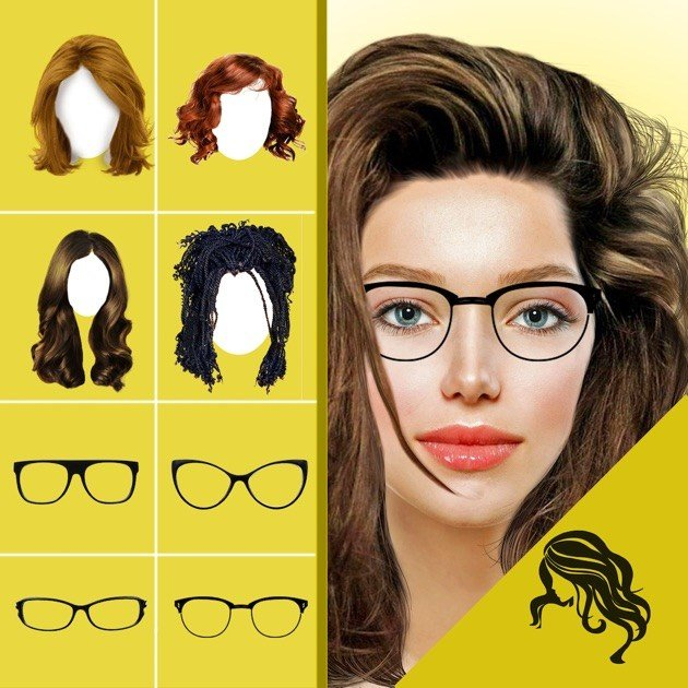 The Best Hair Style Changer App Women Men Makeover On The App Store Pictures