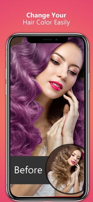 The Best Hair Color Eye Color Changer On The App Store Pictures