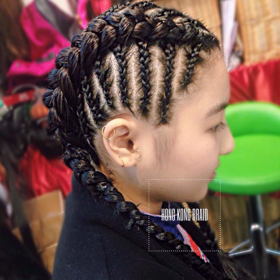 The Best 30 Cornrow Hairstyle Ideas Designs Design Trends Pictures