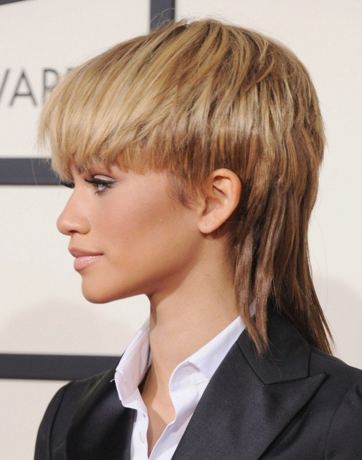 The Best 19 Mullet Haircut Ideas Designs Hairstyles Design Pictures