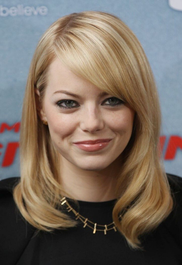 The Best 20 Medium Length Hairstyle Designs Ideas Haircut Pictures