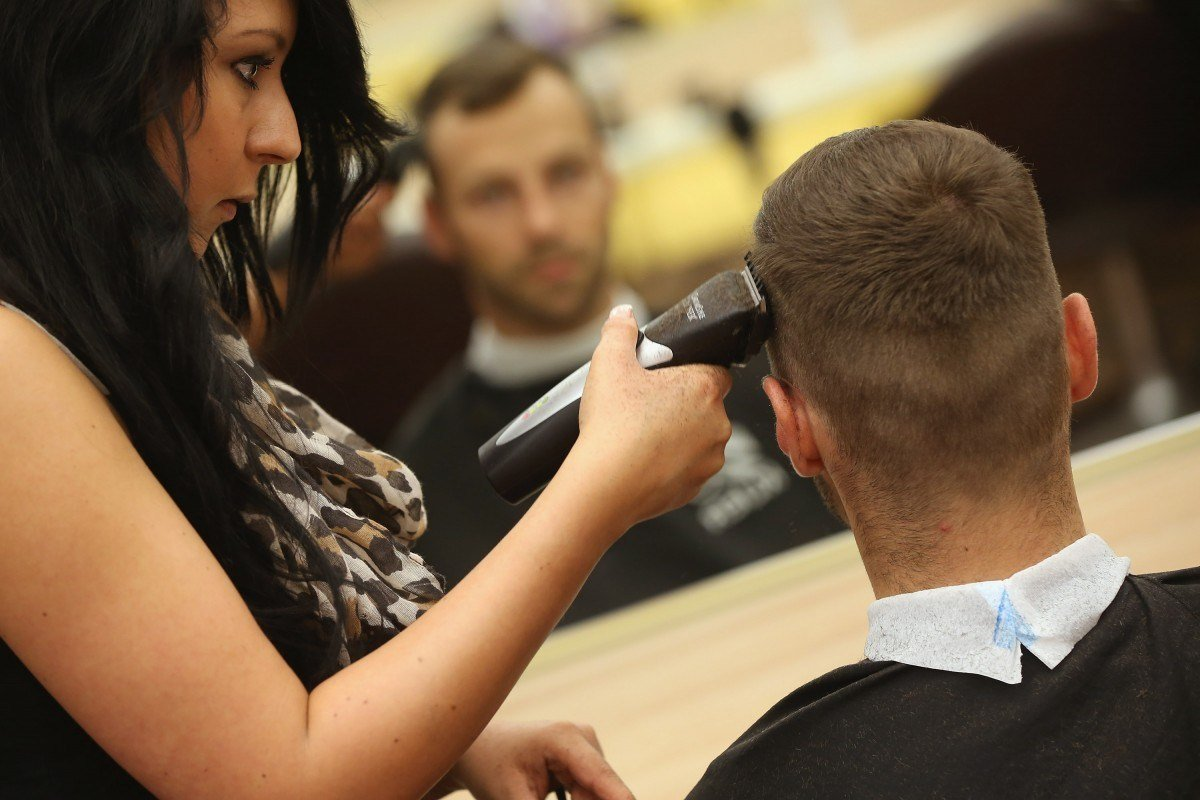 The Best Getting Your Hair Cut Tips Askmen Pictures