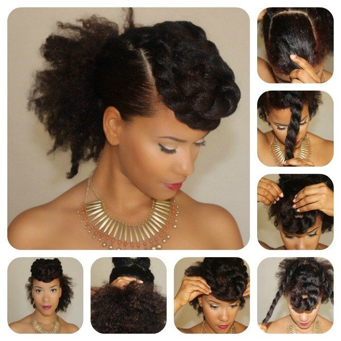 The Best Natural Hair Yasmin Felice Pictures