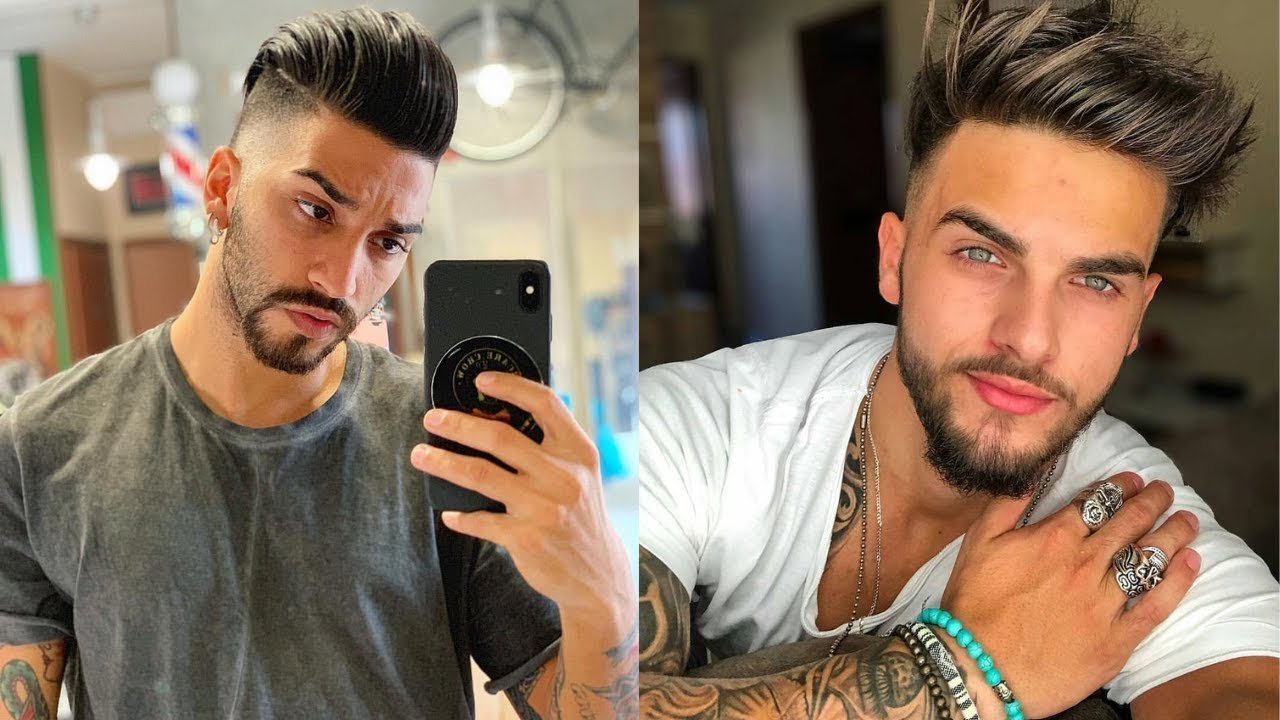The Best Best Mens Haircuts 2019 Mens Short Hairstyles 2019 Pictures