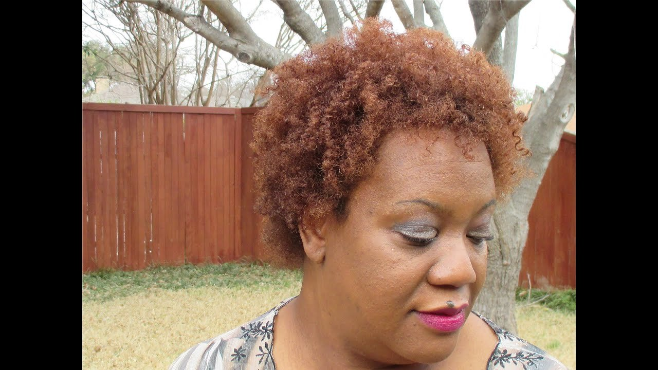 The Best A Review Of Shea Moisture Hair Color System Youtube Pictures