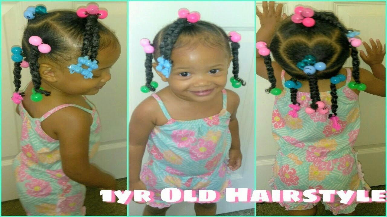 The Best Cute Hairstyle For Little Girls 1 Year Old Toddler Pictures