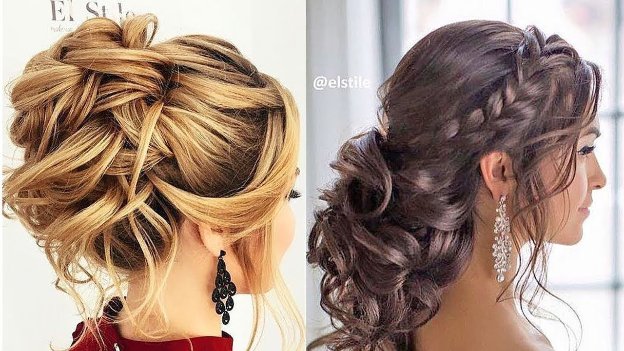 The Best 12 Romantic Prom Wedding Hairstyles Professional Hair Pictures
