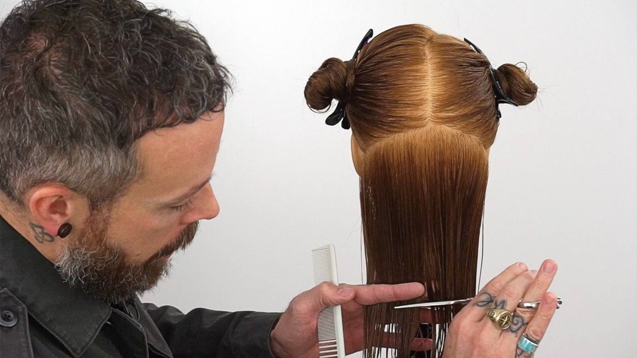 The Best How To Cut Hair Straight Creating A Precision Bottom Pictures