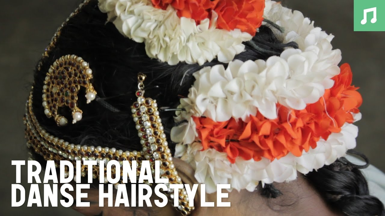 The Best Bharata Natyam Traditional Hairstyle Youtube Pictures