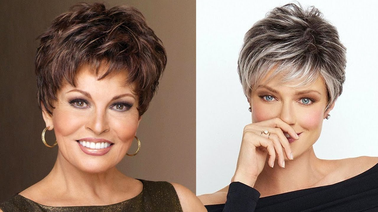 The Best Short Hairstyles For Older Women 2018 2019 Short Hair Pictures