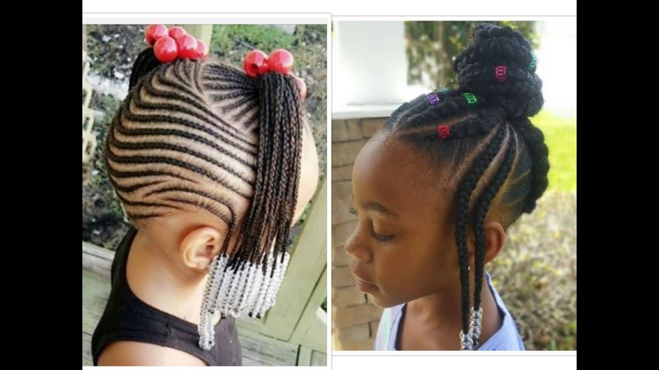 The Best These Braided Hairstyles Will Look Great On Every Little Pictures