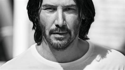 The Best Keanu Reeves With Long Hairstyle He Look So Stunning Youtube Pictures