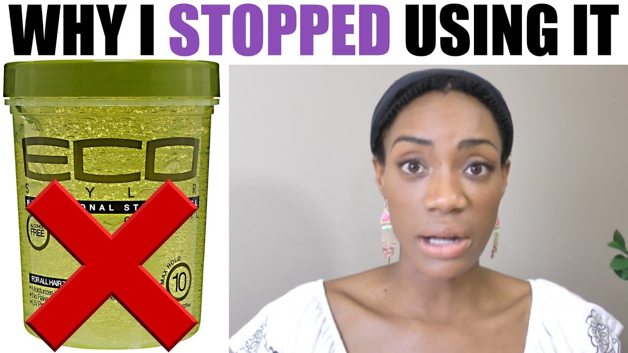 The Best Why I Stopped Using Eco Styler Gel Natural Hair Care Pictures