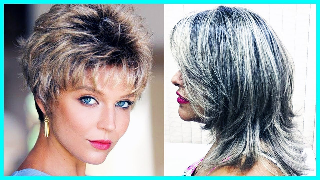 The Best Haircuts For Older Women With Thin Hair Haircuts Pictures